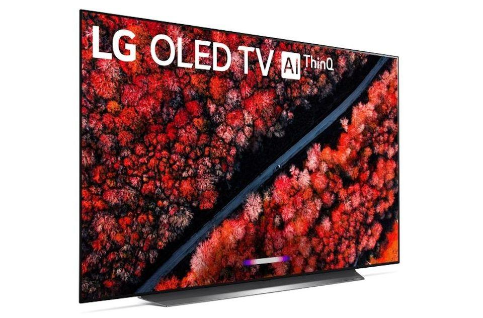 Gambar LG OLED65C9