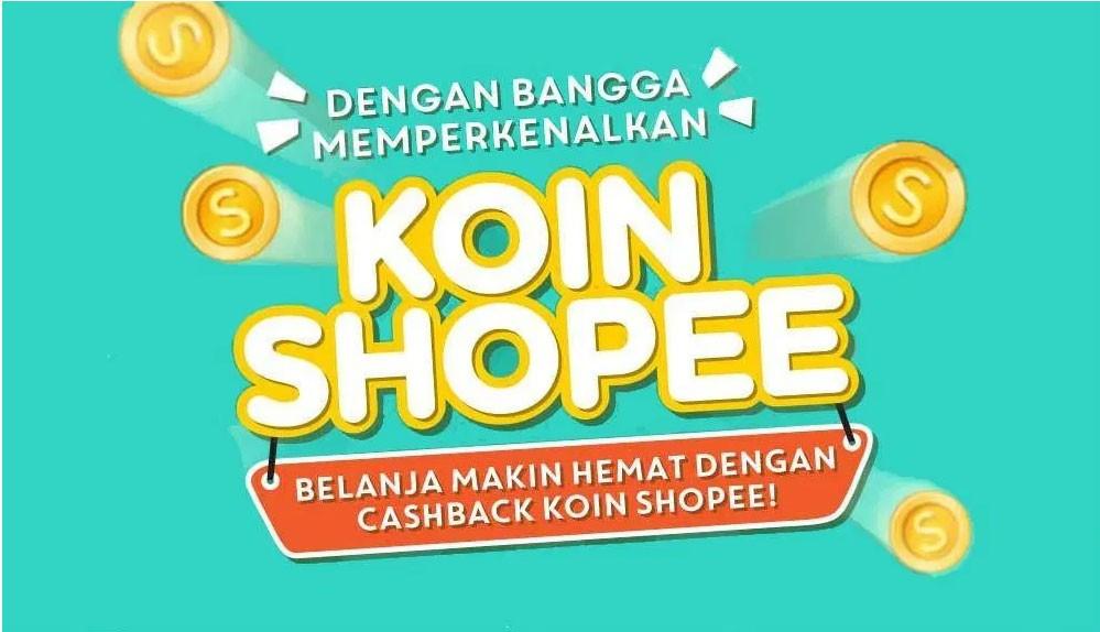 Cara mendapatkan koin Shopee secara gratis