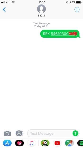Cek Tagihan PLN Lewat SMS