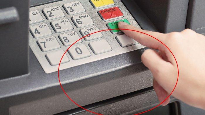 cara top up shopeepay melalui ATM