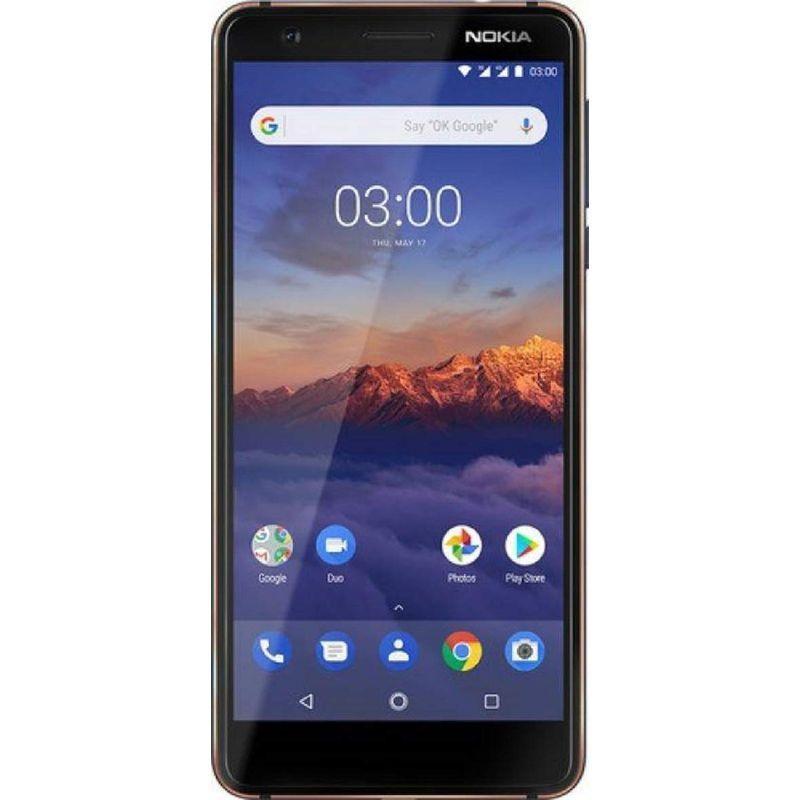Harga Nokia 3.1 RAM 3GB ROM 32GB