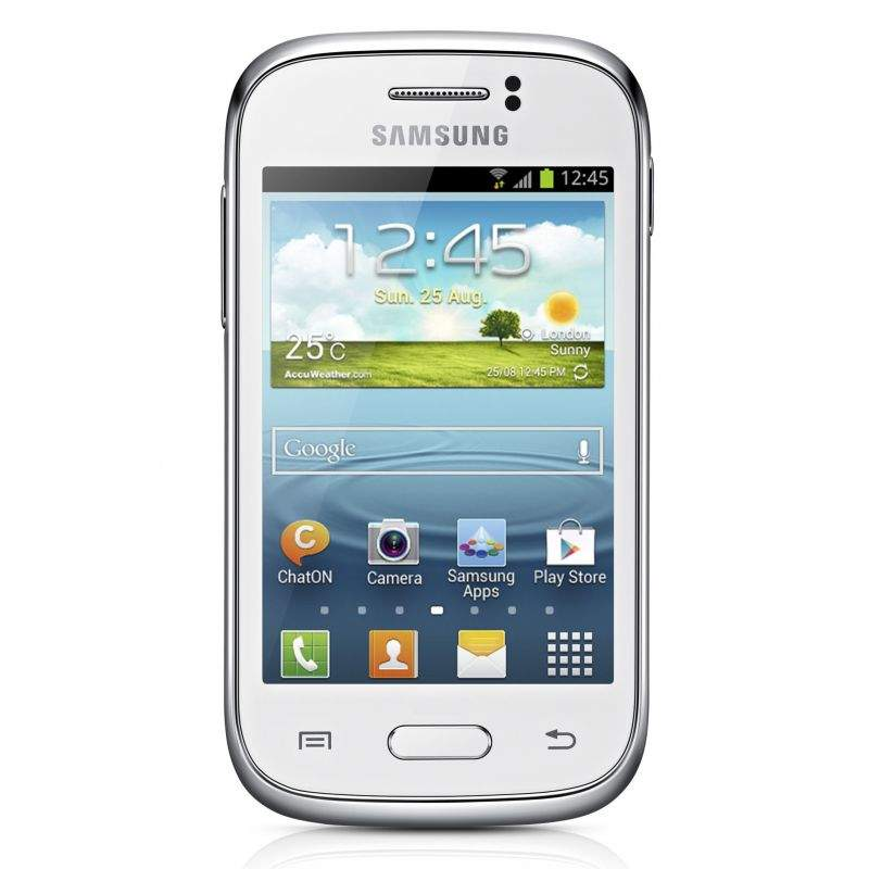 Harga Samsung Galaxy Young RAM 768MB ROM 4GB