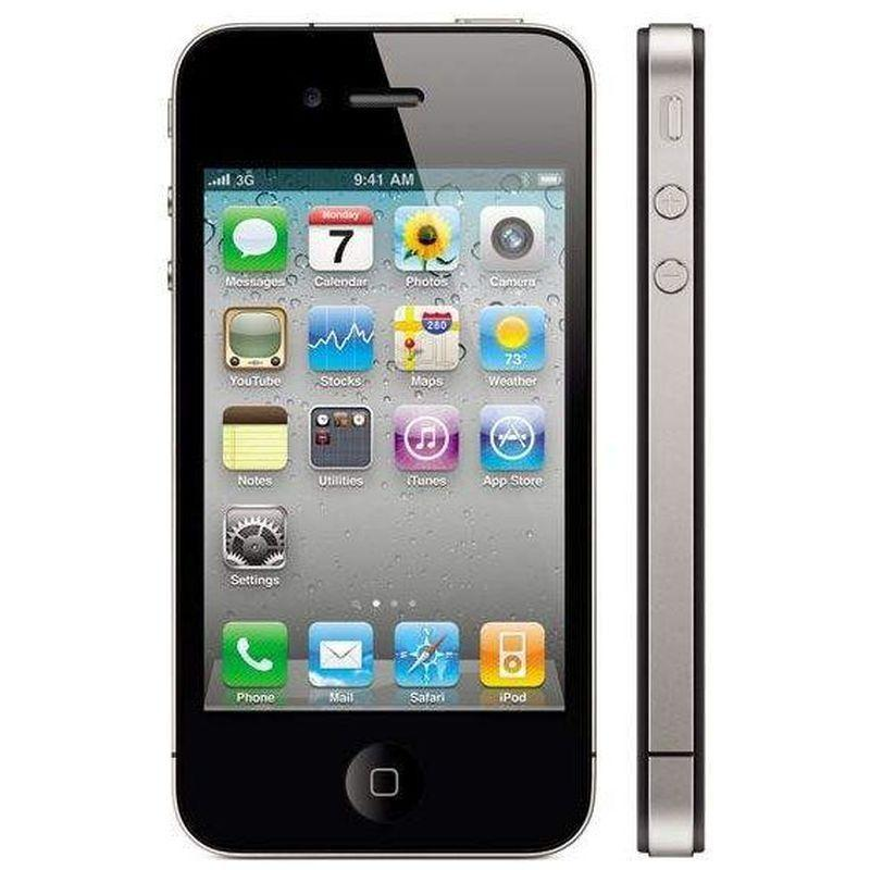 Harga Apple iPhone 4 RAM 512MB ROM 16GB