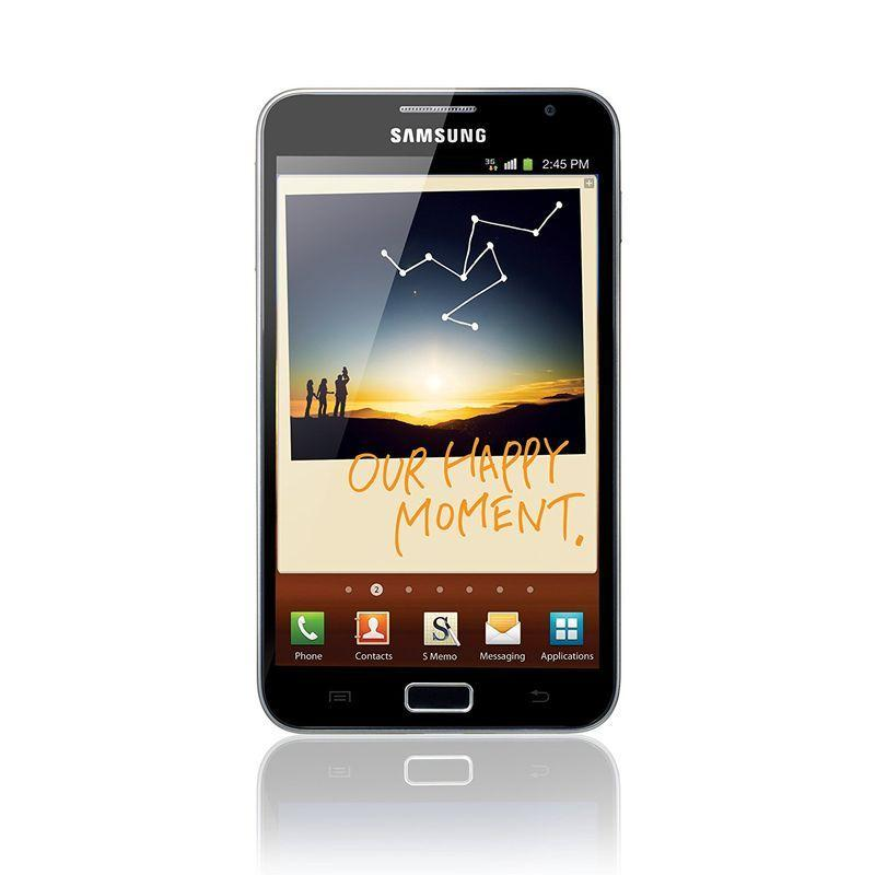Harga Samsung Galaxy Note RAM 1GB ROM 16GB