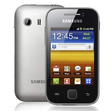 Harga Samsung Galaxy Y RAM 290MB ROM 180MB