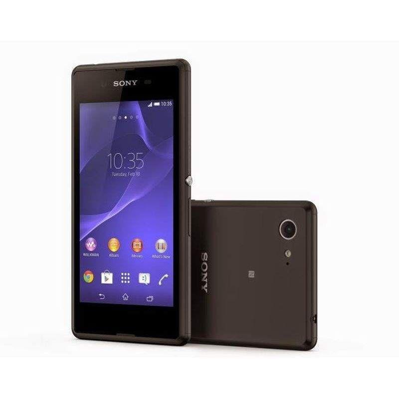 Harga Sony Xperia E4 Dual RAM 1GB ROM 8GB