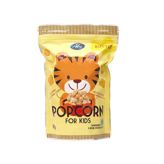 Harga-Abe Popcorn Butter