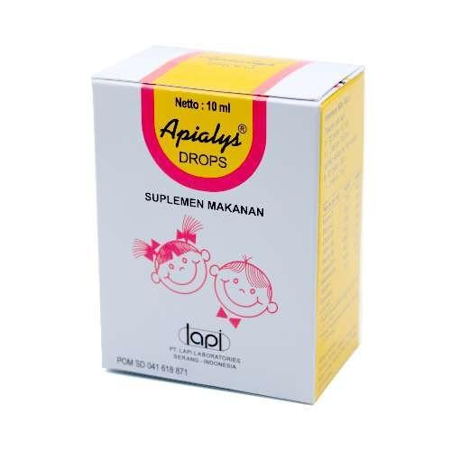 Harga-Apialys Drops 10 ml