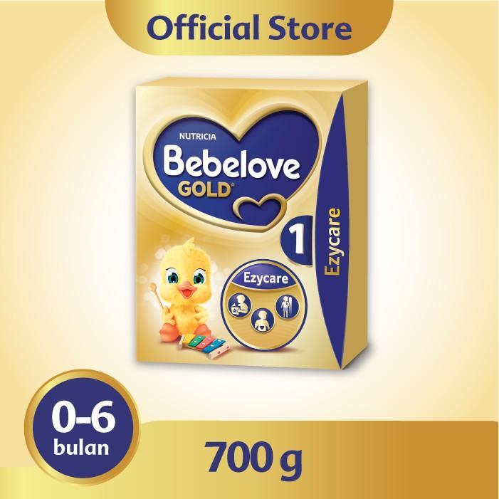 Harga-Bebelove Gold 1 Susu Bubuk 700 gr
