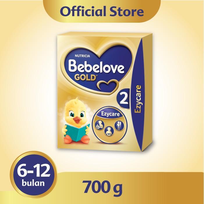 Harga-Bebelove Gold 2 Susu Bubuk 700 gr