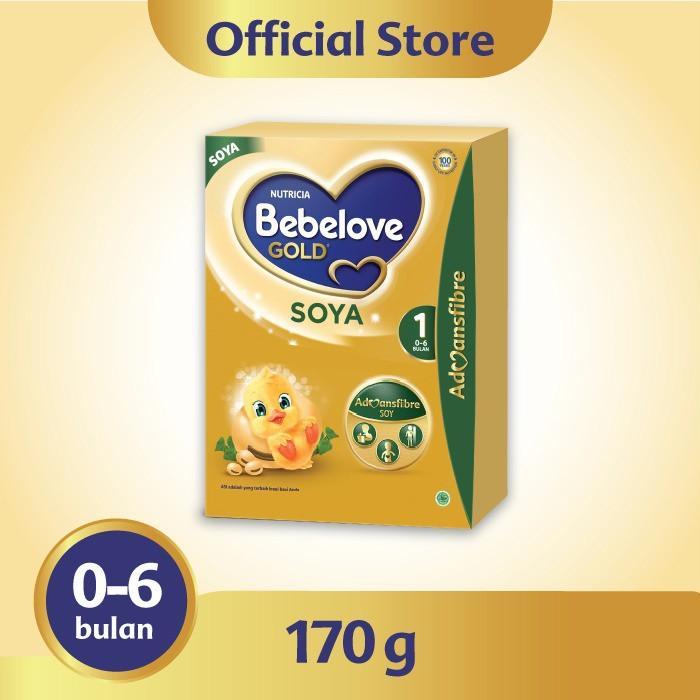 Harga-Bebelove Gold Soya 1 170 gr