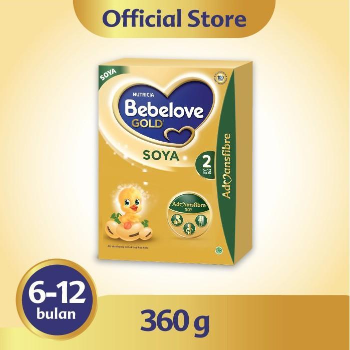 Harga-Bebelove Gold Soya 2 360 gr