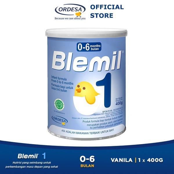Harga-Blemil 1 Susu Anak (0-6 Bulan) - 400 gr