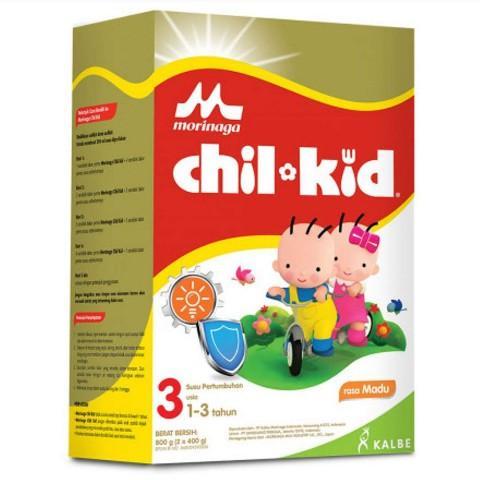 Harga-CHIL KID REG MADU 800 gr