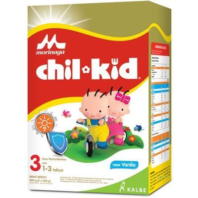 Harga-Chil Kid 3 Vanila 1600 gr