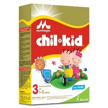 Harga-Chil Kid Gold Vanila 200 gr