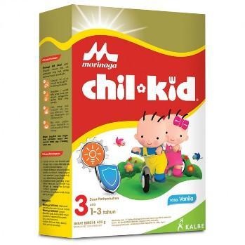 Chil Kid Gold Vanila 400 gr