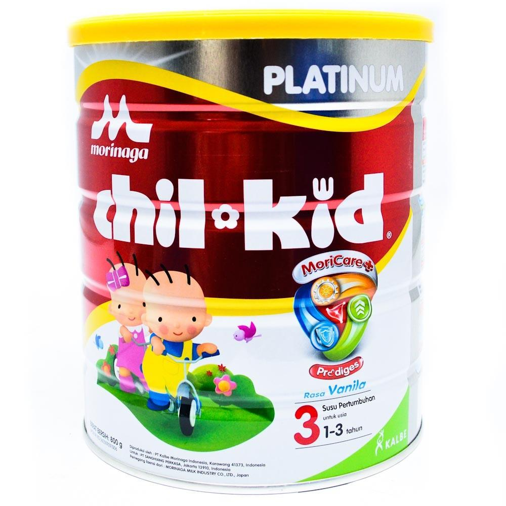 Harga-Chil Kid Platinum Vanila 400 gr