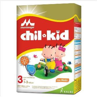Harga-Chil Kid Reg Honey 400 gr