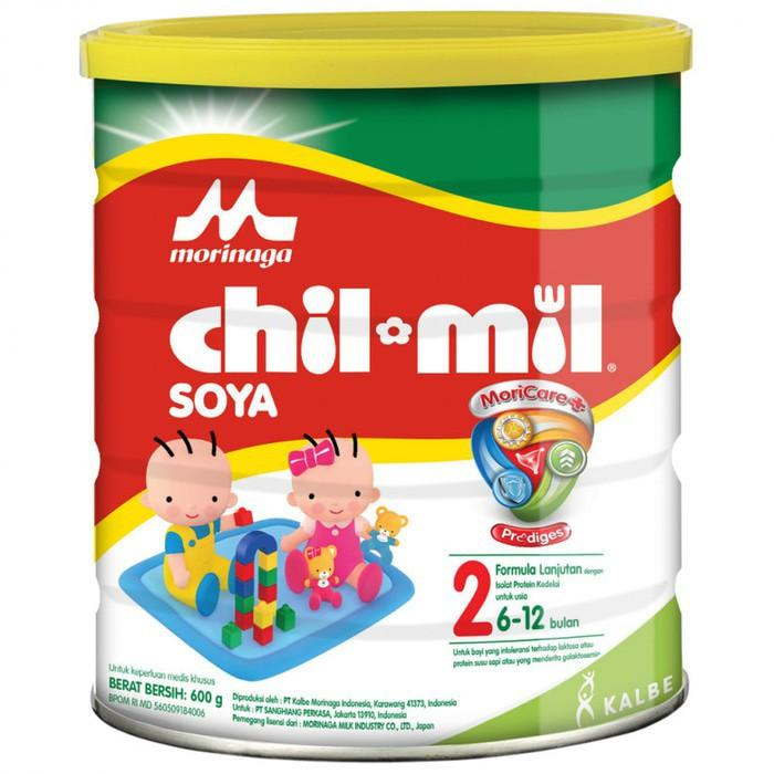 Harga-Chil Mil 2 Soya 600 gr