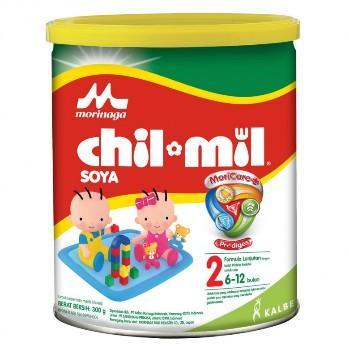Harga-Chil Mil Soya 300 gr