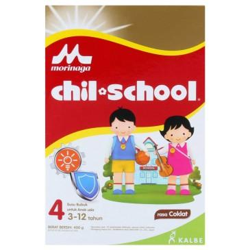 Harga-Chil School DHA Coklat 400 gr