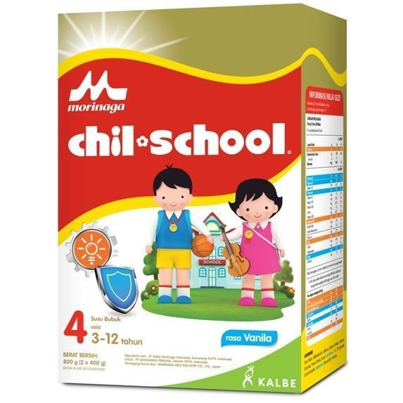 Harga-Chil School DHA Vanila 800 gr