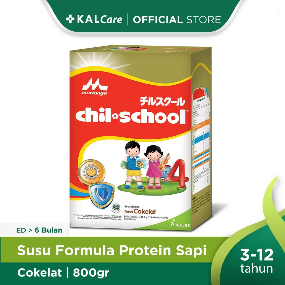 Harga-Chil School Gold Chocolate 400 gr