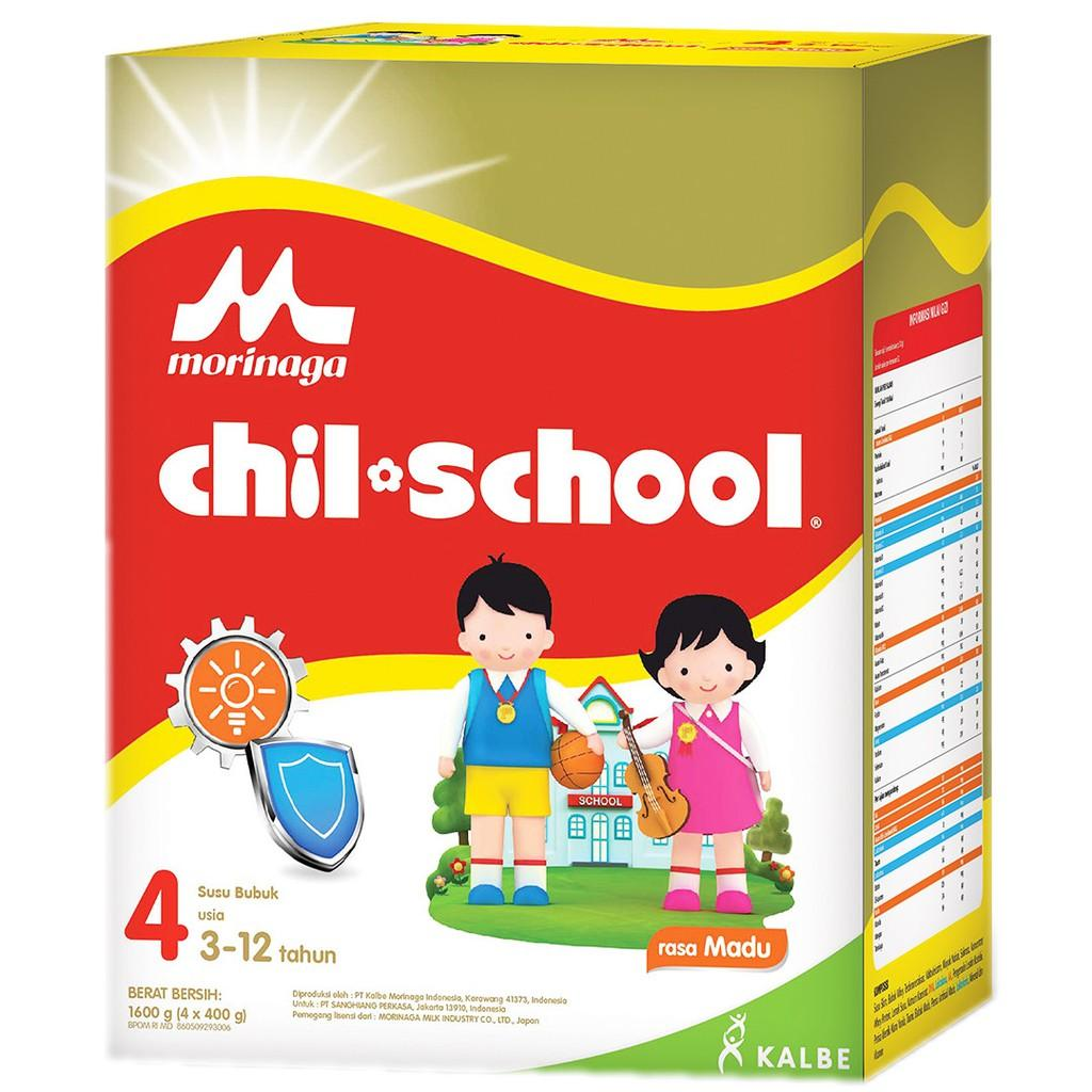 Harga-Chil School Gold Madu 400 gr