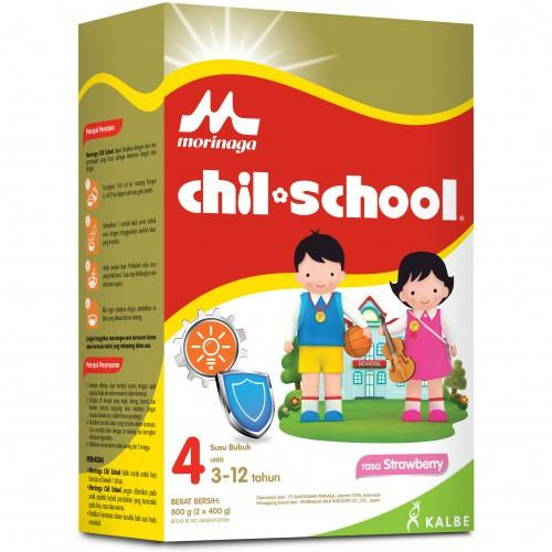 Harga-Chil School Gold Strawberry 400 gr