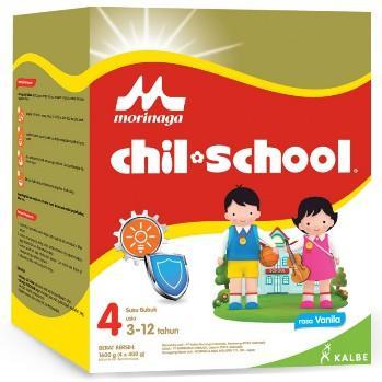 Harga-Chil School Gold Vanila 1600 gr