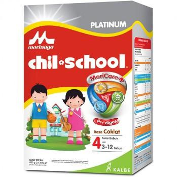 Chil School Platinum Moricare+ Chocolate 800 gr