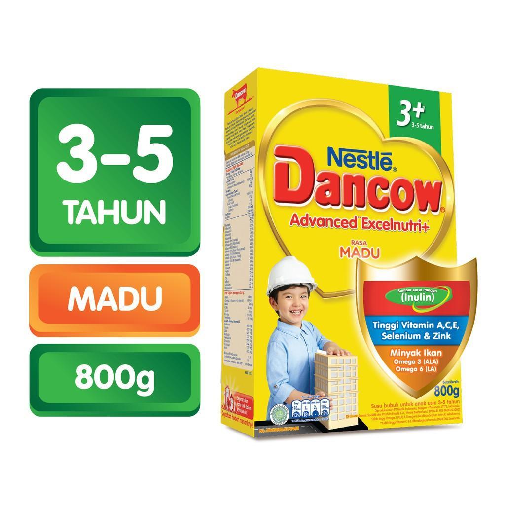 Harga-Dancow 3+ Madu 800 gr