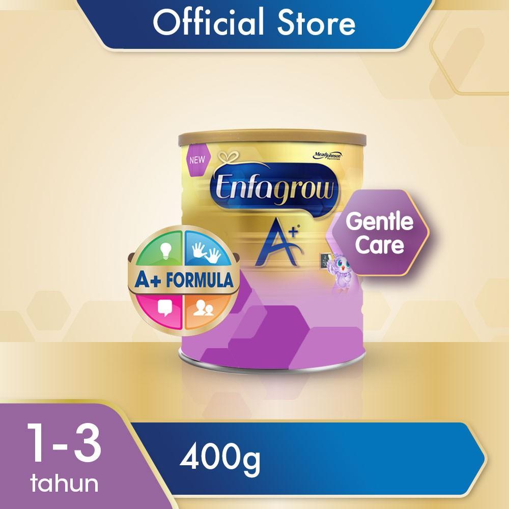 Harga-Enfagrow A+ Gentle Care Plain 400 gr
