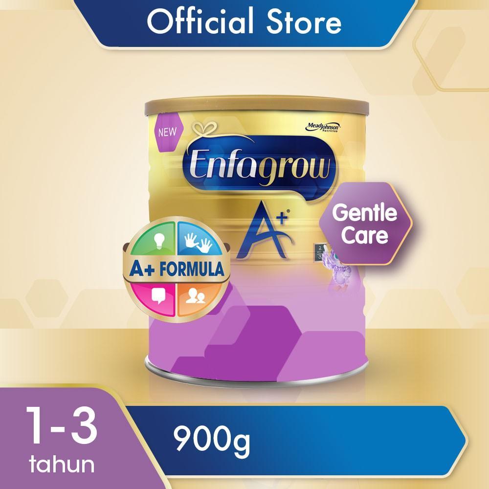 Harga-Enfagrow A+ Gentle Care Plain 900 gr