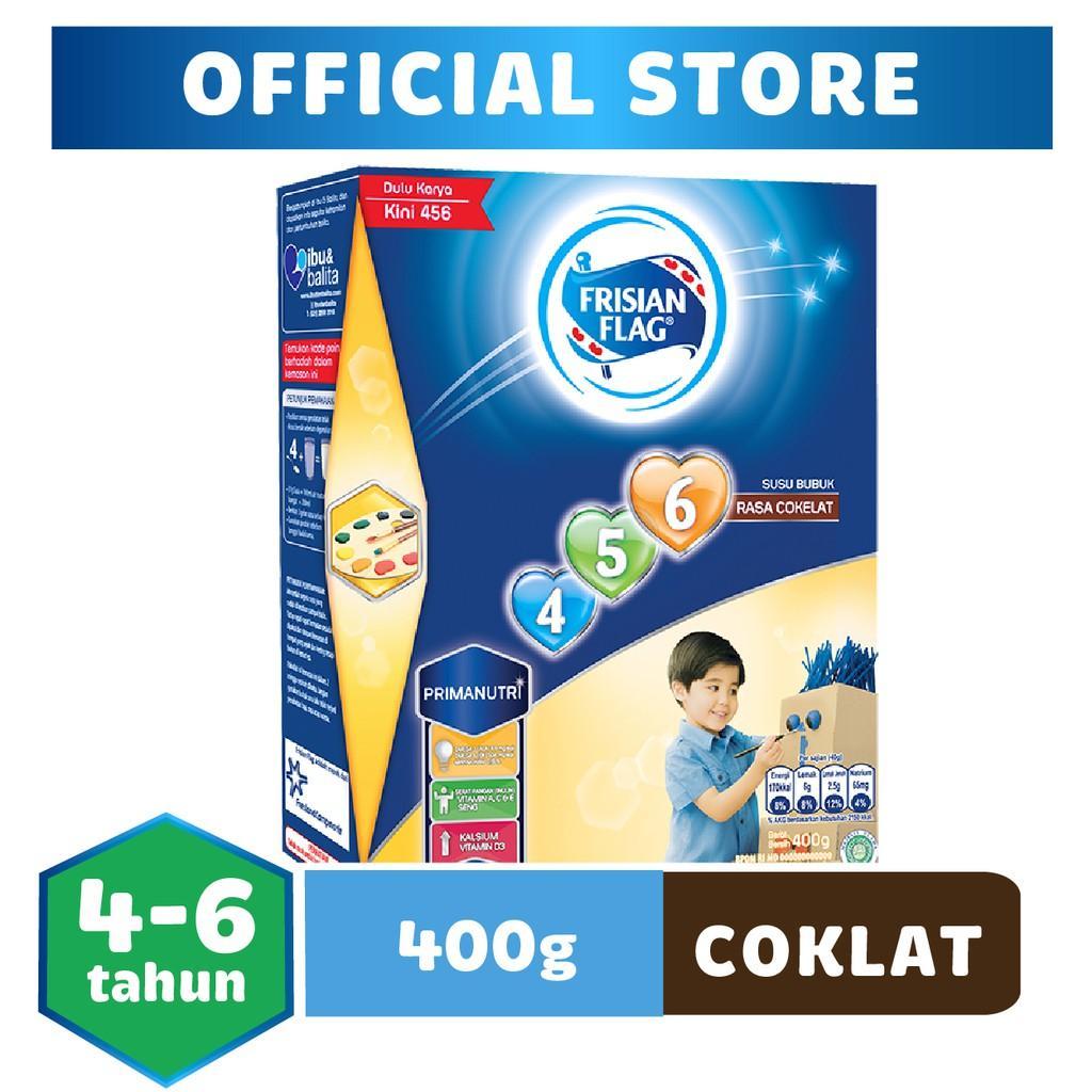 Harga-Frisian Flag 456 Cokelat 400 gr