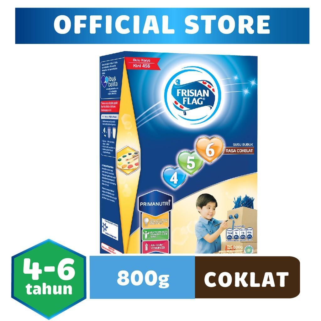 Harga-Frisian Flag 456 Coklat 800 gr