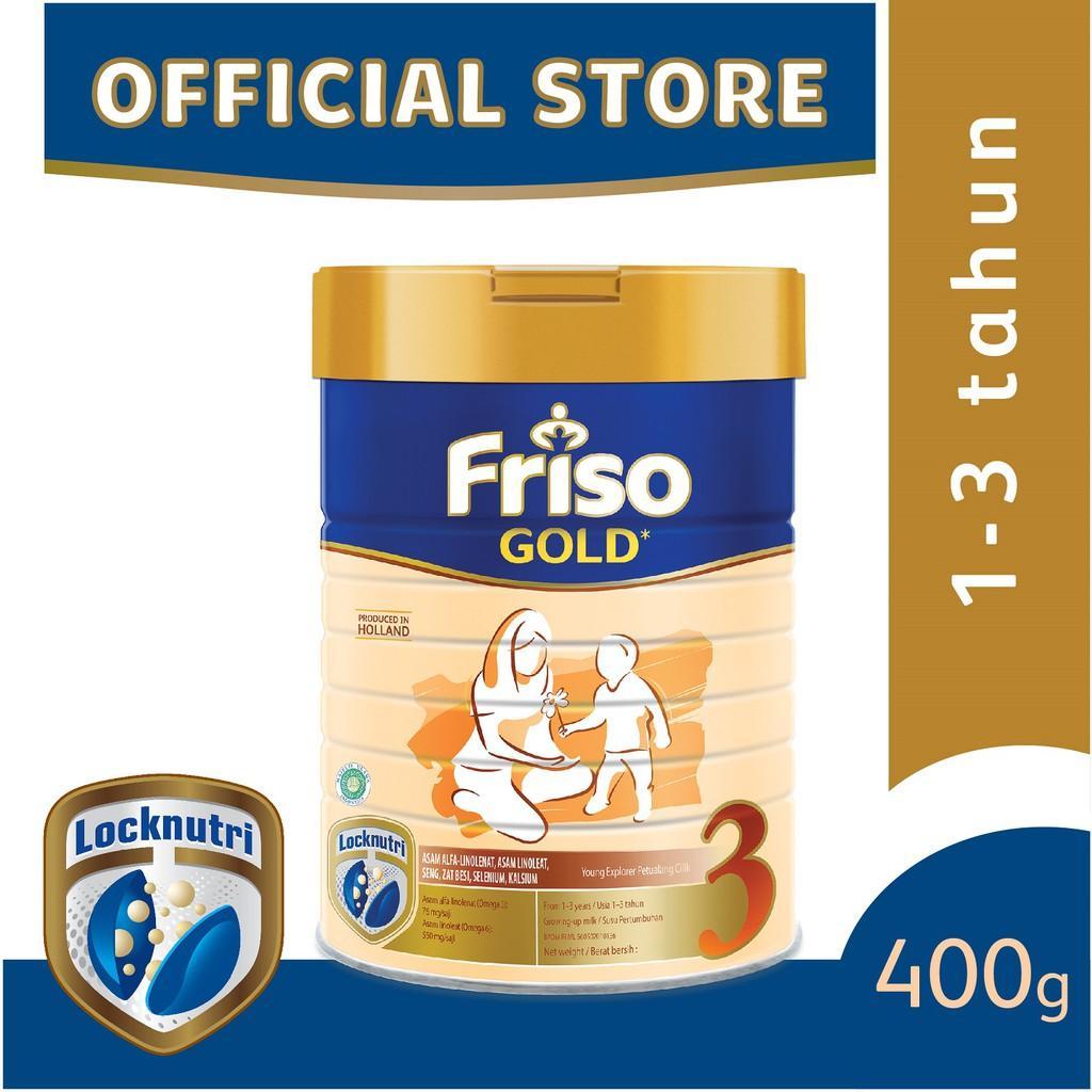 Harga-Friso Gold 3 400 gr