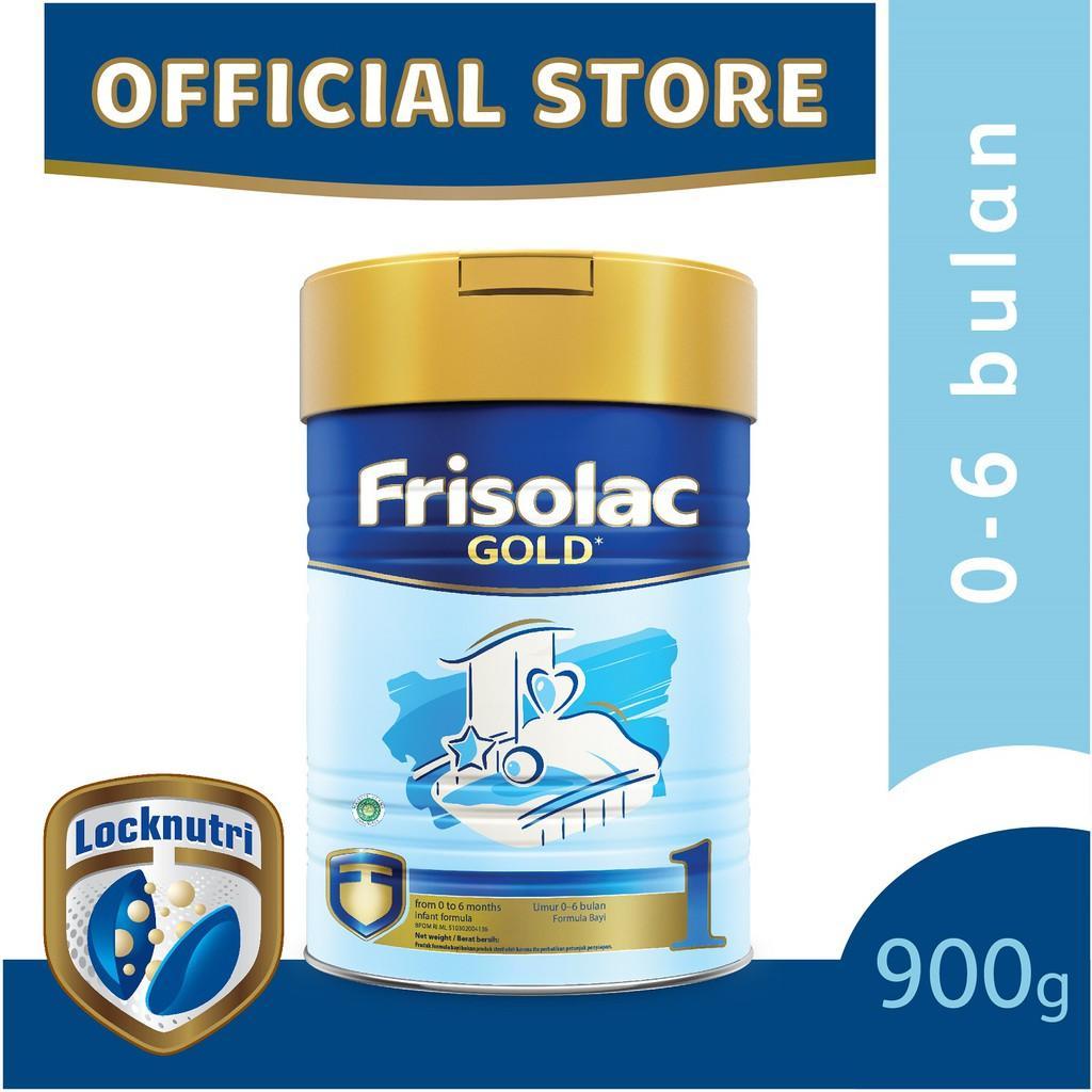 Harga-Frisolac Gold 1 900g