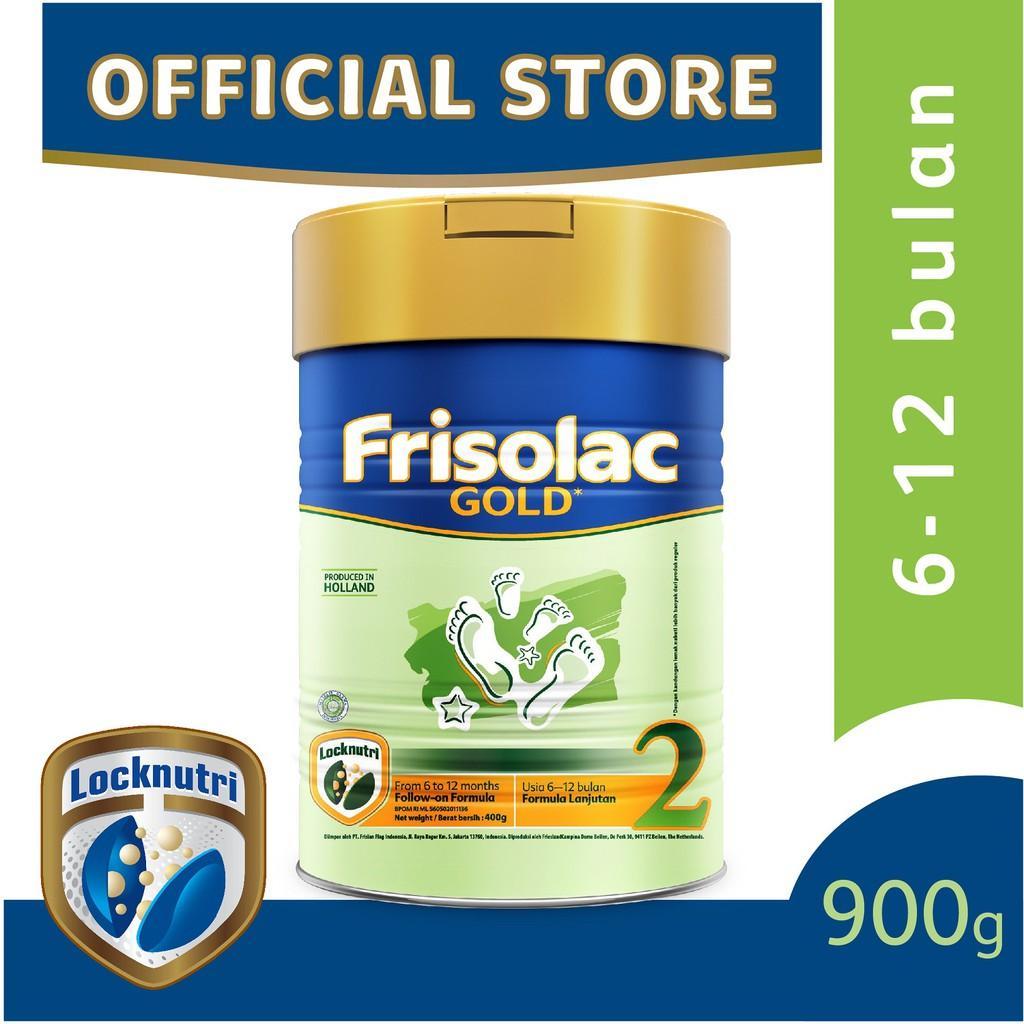 Harga-Frisolac Gold 2 900g