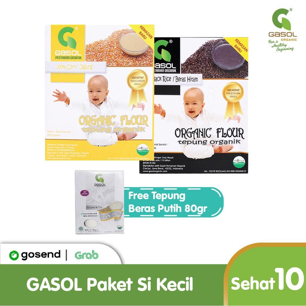 Harga-GASOL Paket Si Kecil Sehat 10