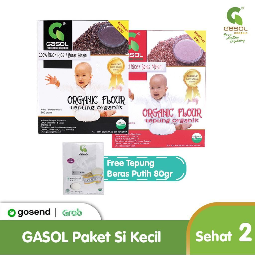 Harga-GASOL Paket Si Kecil Sehat 2