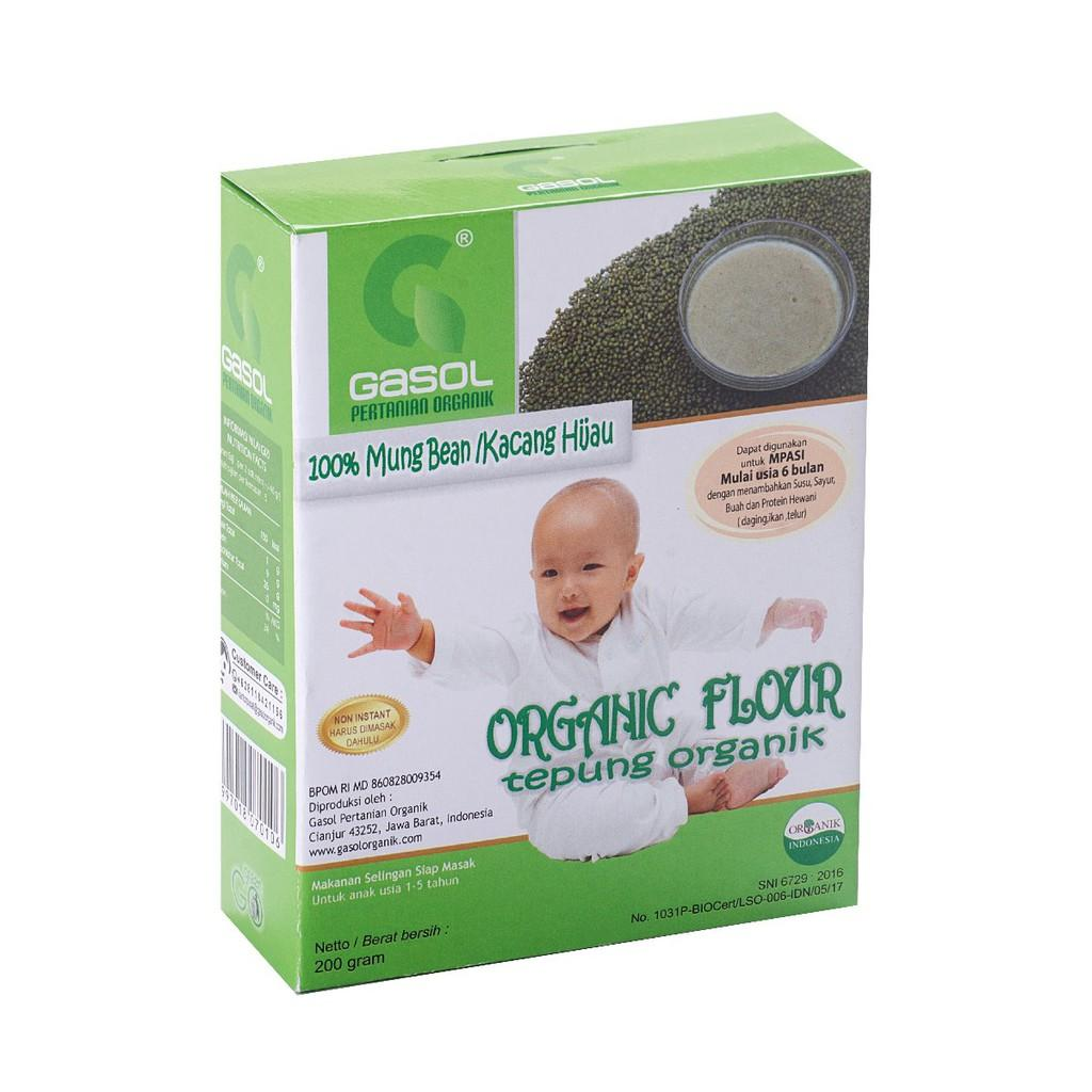 Harga-Gasol Pure And Healthier Kacang Hijau Food Cereal