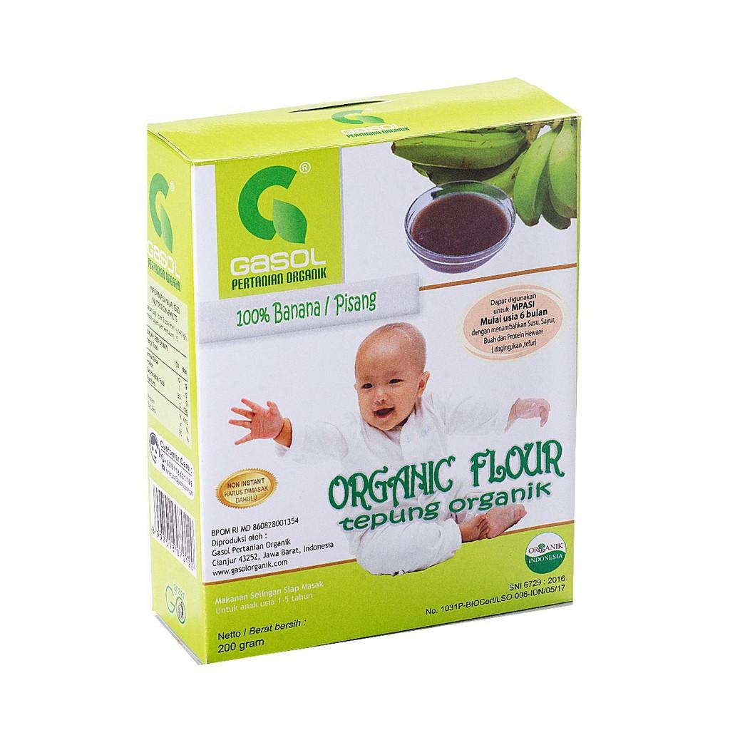 Harga-Gasol Pure And Healthier Pisang Foods Food Cereal