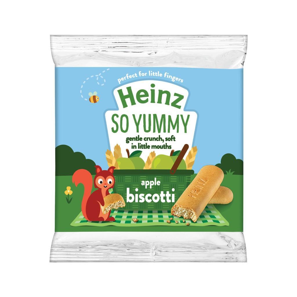 HEINZ Apple Biscotti 60 gr