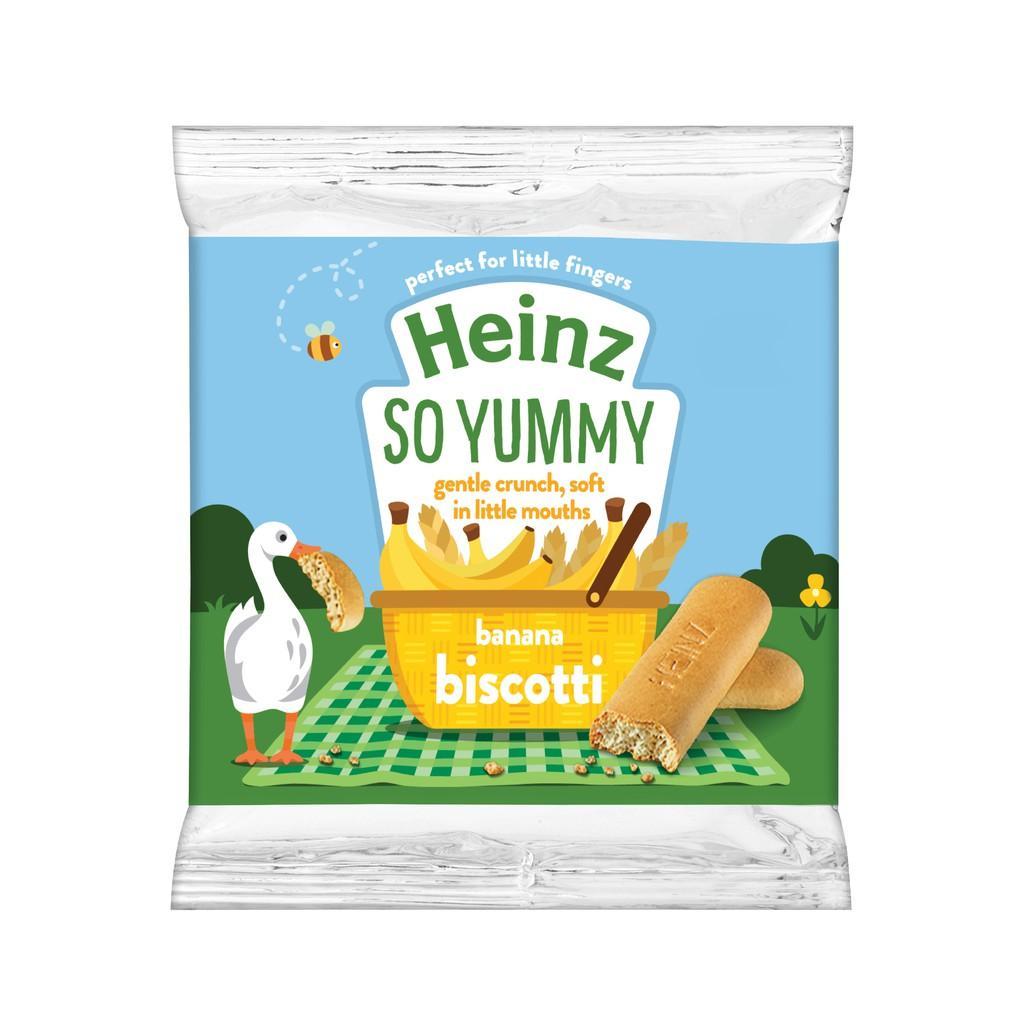 HEINZ Banana Biscotti 60 gr