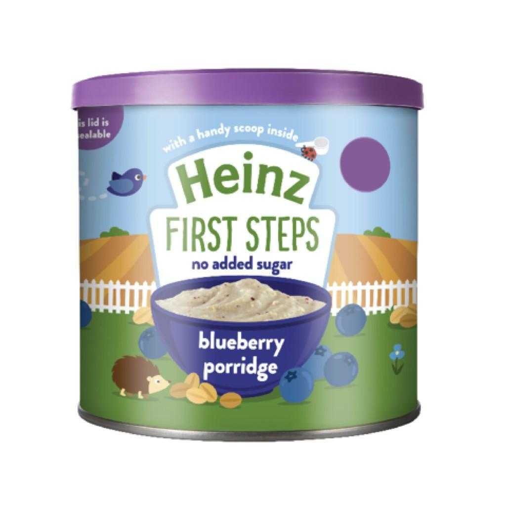 Harga-HEINZ Blueberry Porridge 240 gr