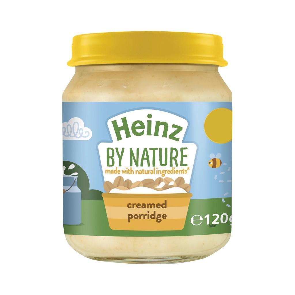 Harga-HEINZ Creamy Oat Porridge 120 gr