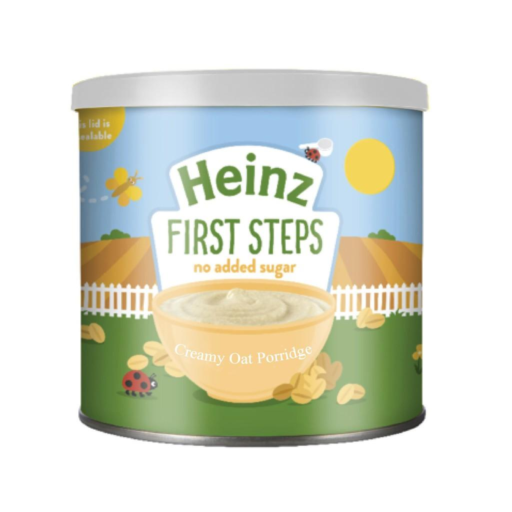 Harga-HEINZ Creamy Oat Porridge 240 gr