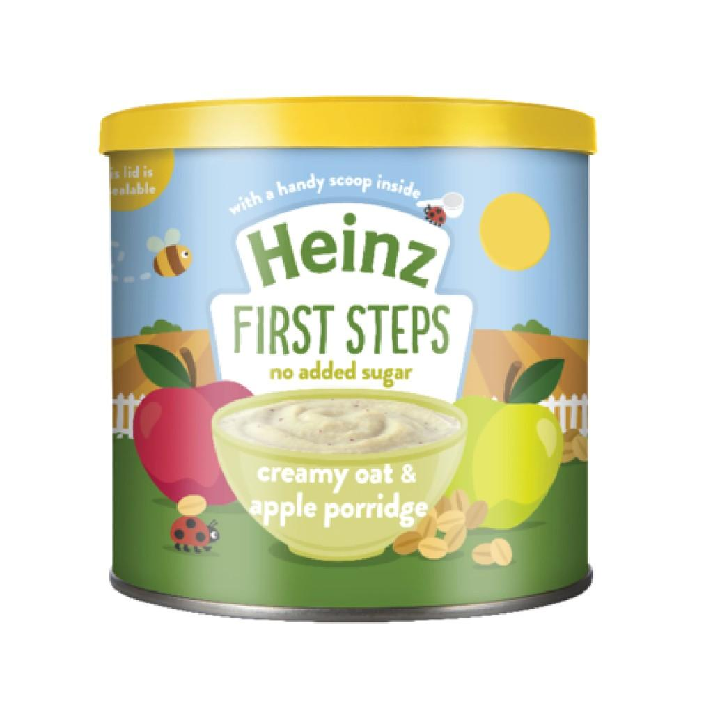 Harga-HEINZ Creamy Oat and Apple Porridge 240 gr